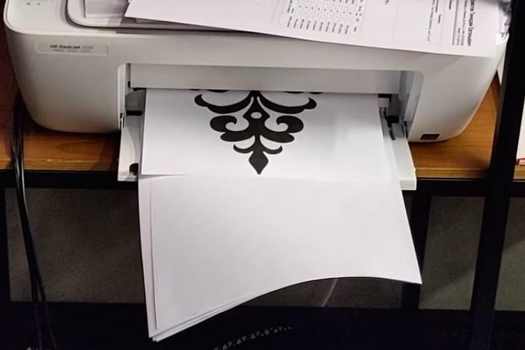 Распечатать