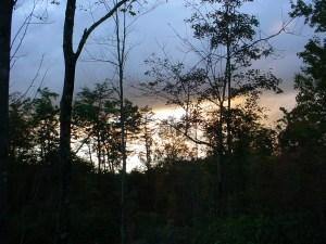Sunset sukkot 6