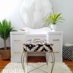 Art Deco Vanity Meets Boho Style Prodigal Pieces