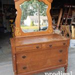 Upcycled Dresser Mirror Made New Prodigal Pieces