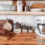 Farmhouse Kitchen Canisters Diy Style Prodigal Pieces