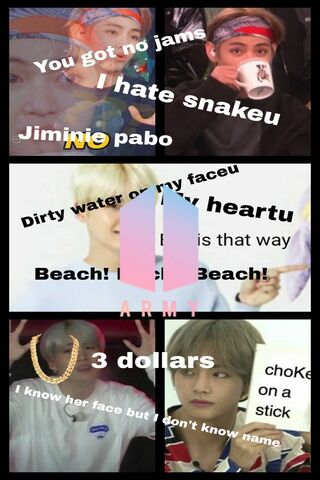 Bts Memes Wallpaper Download To Your Mobile From Phoneky