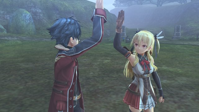 The Legend Of Heroes: Trails Of Cold Steel 2 Cheat Gives Infinite HP
