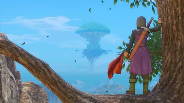 Dragon Quest XI - Guide To Locations Of All The Six Orbs  