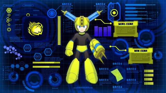 Mega Man 11/Rock Man 11