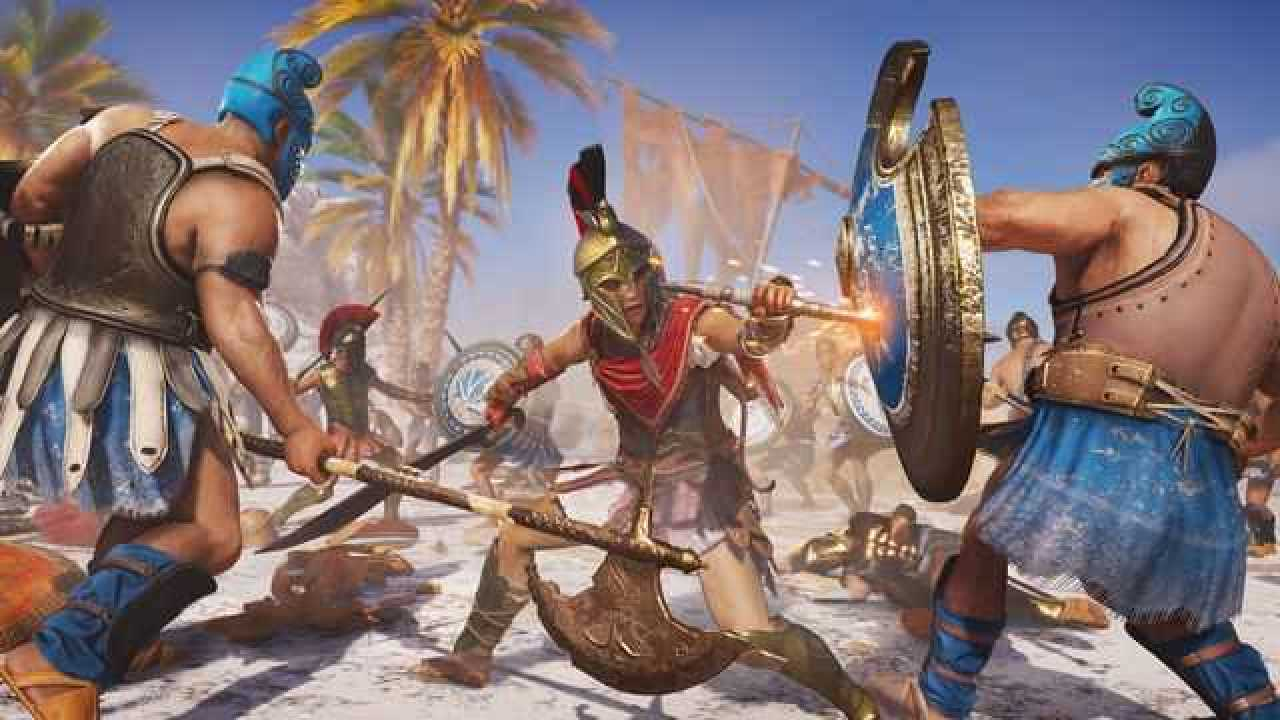 Assassin S Creed Odyssey Location Of All Xenia S Treasure