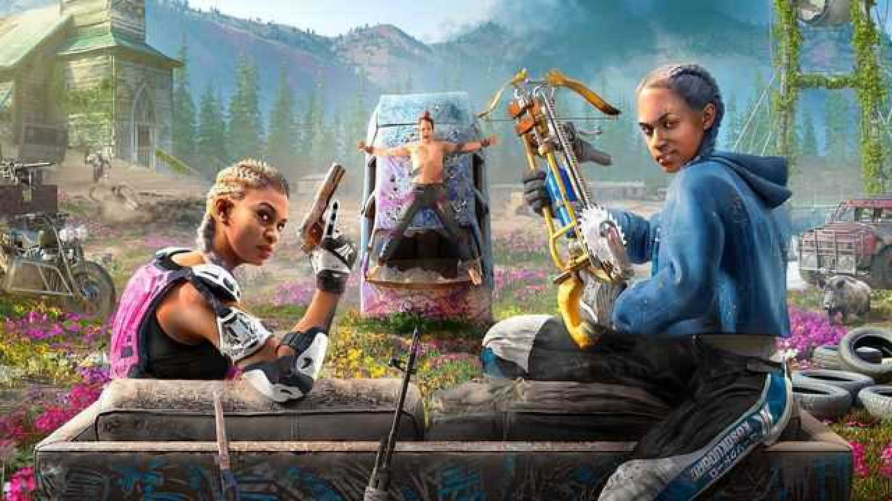Far Cry New Dawn Location Of All Guns For Hire And How To Get Them