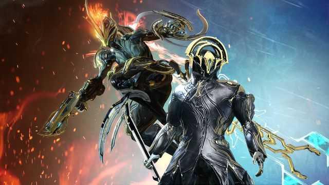 Warframe Loki Prime, Wyrm Prime, Bo Prime