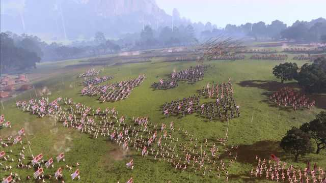 Total War Three Kingdoms - Battle Units Details, Strength