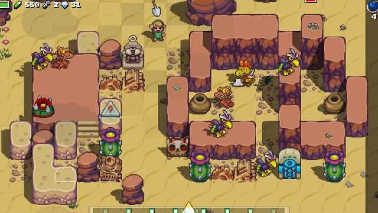 Cadence Of Hyrule How To Unlock Link And Zelda Characters