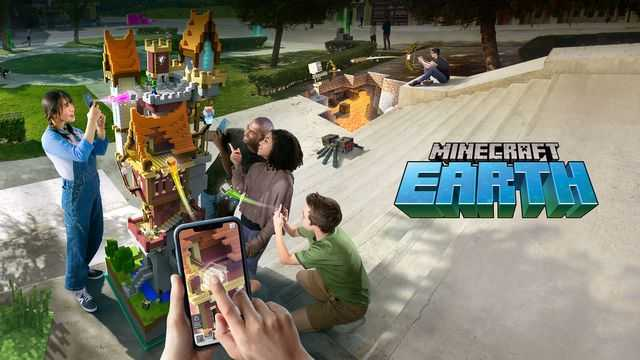 Minecraft Earth - Release Date, Closed Beta Sign Up And More |