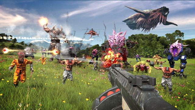 serious sam 4 - Free Game Cheats