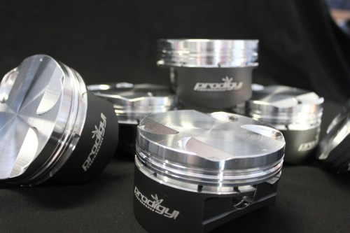 Pentastar Performance Pistons