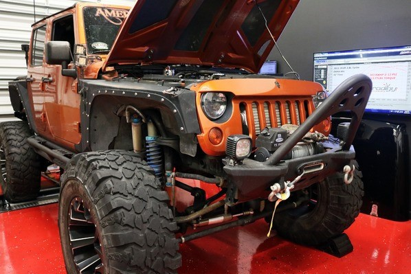 Randy Jeep Wrangler 3.8a