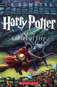 Harry Potter and the Goblet of Fire (Harry Potter Series #4)