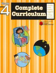 Complete Curriculum: Grade 4 (Flash Kids Complete Curriculum Series)