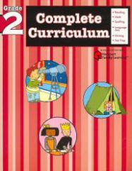 Complete Curriculum: Grade 2 (Flash Kids Complete Curriculum Series)