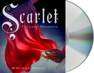 Scarlet (Lunar Chronicles Series #2)