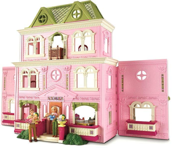 Fisher Price Loving Family Grand Dollhouse 27084603804