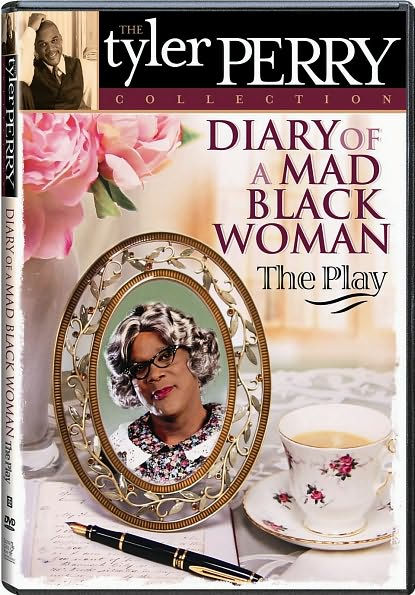 Diary of a Mad Black Woman - The Play by Tyler Perry | DVD | Barnes & Noble®