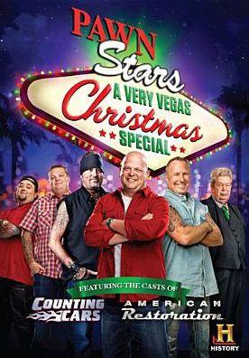 Pawn Stars A Very Vegas Christmas Special 31398204282