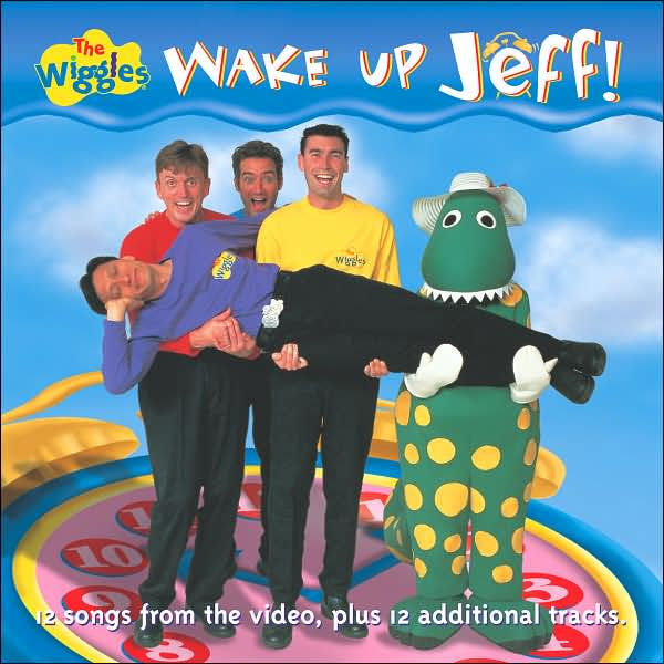 Wake Up Jeff By The Wiggles 99923868729 CD Barnes