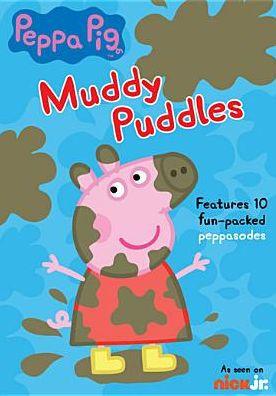 Peppa Pig Muddy Puddles 741952788294 DVD Barnes