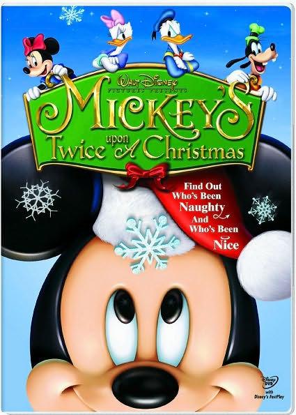 Mickeys Twice Upon A Christmas 786936228519 DVD