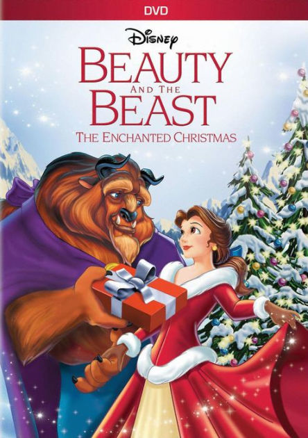 Beauty And The Beast The Enchanted Christmas By Paige O