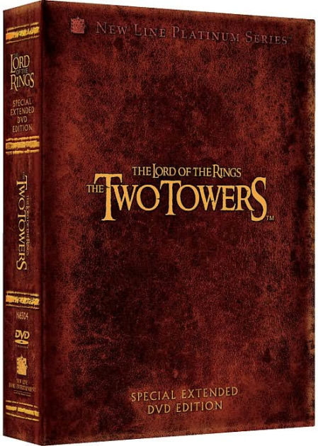 The Lord Of The Rings The Two Towers Special Extended