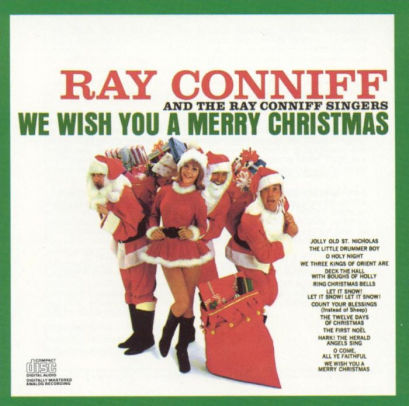 We Wish You A Merry Christmas By Ray Conniff 829421869207 Vinyl LP Barnes Amp Noble