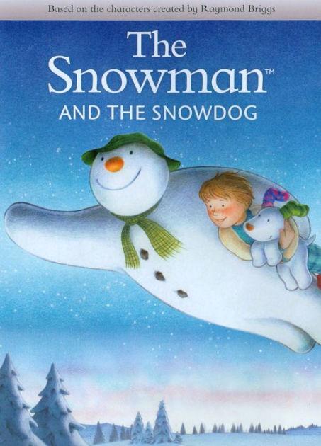 The Snowman And The Snowdog By Hilary Audus Hilary Audus
