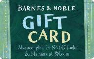 Barnes & Noble Green Gift Card