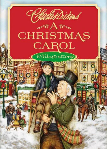Christmas Carol Charles Dickens Complete And Unabridged