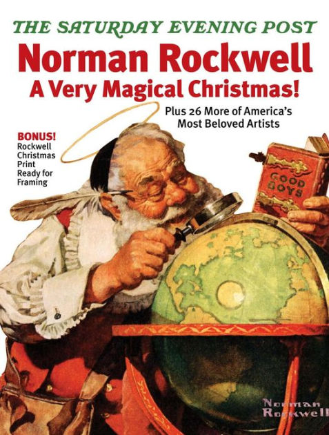 The Saturday Evening Posts Norman Rockwell A Very Magical