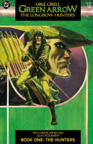 book cover for Green Arrow