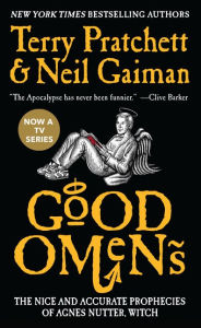 Title: Good Omens: The Nice and Accurate Prophecies of Agnes Nutter, Witch, Author: Neil Gaiman