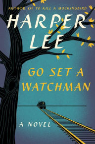 Book cover: Go Set a Watchman