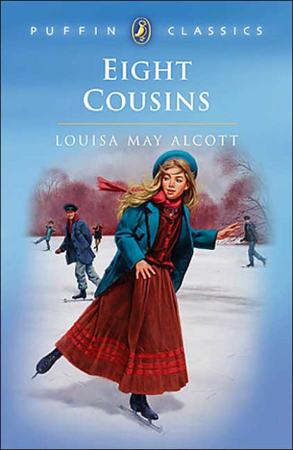 Image result for Eight Cousins by Louisa May Alcott