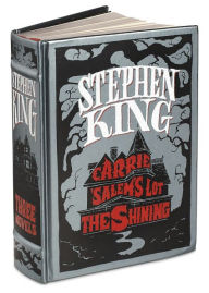 Stephen King: Three Novels (Barnes & Noble Collectible Editions)