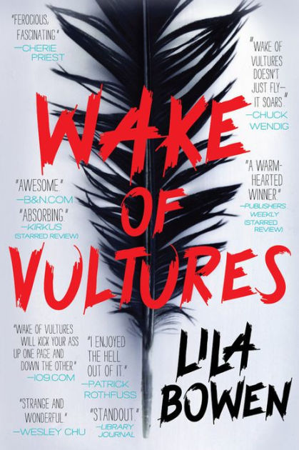 Wake Of Vultures By Lila Bowen Paperback Barnes Amp Noble