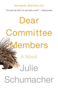 book cover: Dear Committee Members