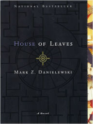 book cover for House of Leaves