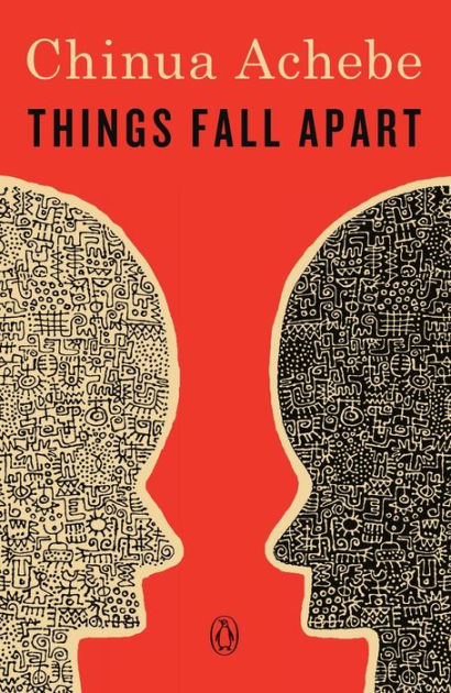 Image result for things fall apart book cover