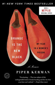 book cover for Orange Is the New Black