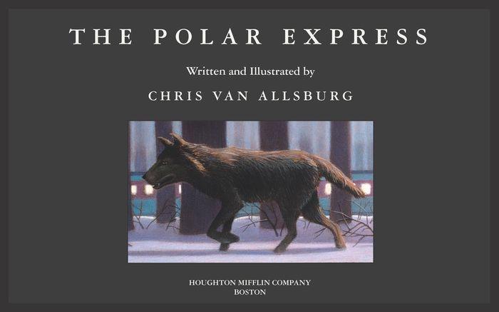 Resultat d'imatges de polar express book