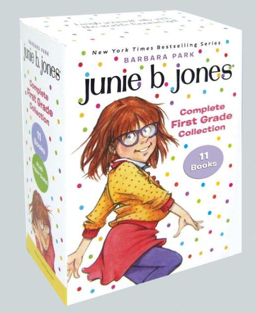 Junie B Jones Complete First Grade Collection Books 18