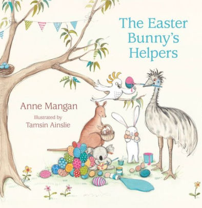 The Easter Bunny's Helpers easter easterbooks easterbooks2018 childrensbook childrensbooks childrenseasterbooks books kidsbook kidsbooks reading readingeaster learning learning easter bossprincess101