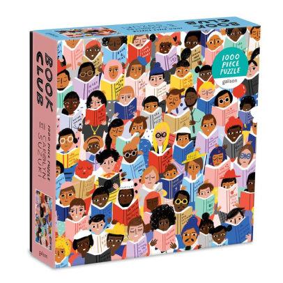 Book club jigsaw puzzle