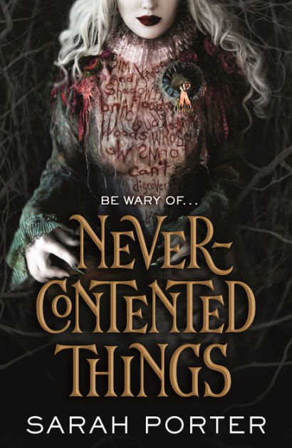 Image result for never contented things book cover